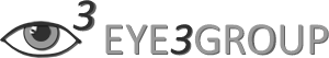 Logo EYE3 GROUP